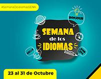SEMANA DE LOS IDIOMAS - SENA