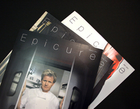 Editorial Design | Epicure