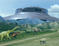 Motion Graphic | UFO