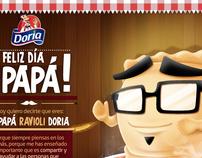 Doria Padres [Facebook tab]