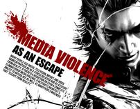 Media Violence Posters