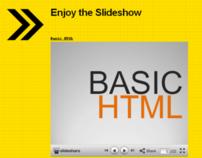 HTML Presentation