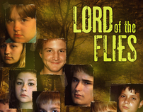 TWO Theatrical Poster: Lord of the Flies