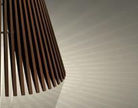 Large 'Cone' light