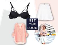Email Marketing 2Rios Lingerie - Look com Sutiã Strappy