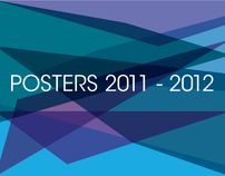 Posters 2011 - 2012