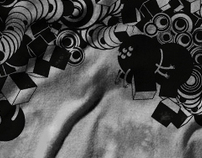 t-shirt designs / CINEMON / KSM / FLOW