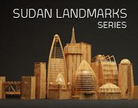 Sudan Landmarks Series