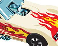 80's Hot Wheels Cars