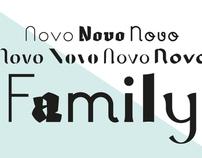 Novo Family (by Novo Typo)
