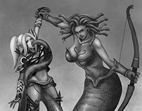 Grayscale commissions
