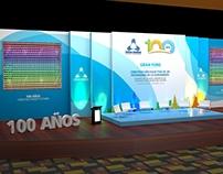 Escenografía | Stage: Cámara de Comercio Cartagena