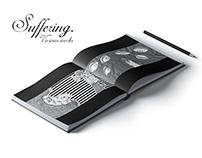 Suffering. (Various works) • Illustration work