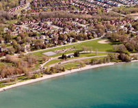 Ajax Shoreline Improvement Master Plan, Ajax ON