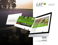 Borealis L.A.T - Webdesign and marketing campagne