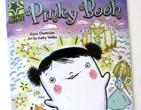 Pinky Booh, an early reader for Oxford University Press