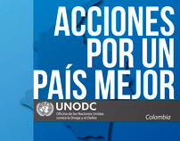 Brochure ONUDC Colombia