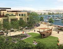 Al Bateen Wharf, Abu Dhabi, UAE