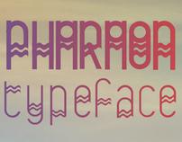 Pharaon typeface