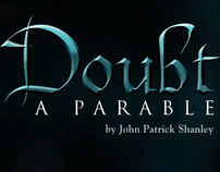 TWO Theatrical Posters: Doubt