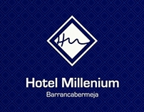 Hotel Millenium Development of manual of identity
