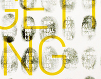 VCU Graphic Design Senior Show collateral