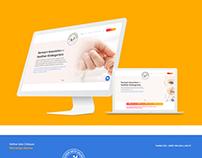 Healthier Childcare Webdesign