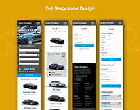 Hotel Chauffeur Website Design