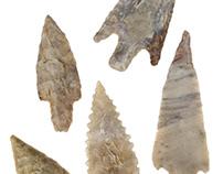 Egyptian/ Coptic arrowhead