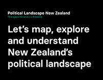 Political Landscape NZ Website