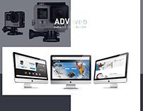 ADV web GoPro HERO 4 Black