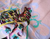 MRP Artist T Shirt Collaboration