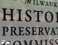 Historic Preservation - Logo & Environmental Graphics