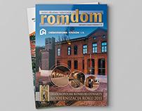 Romdom magazine
