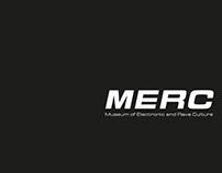 MERC - branding case study
