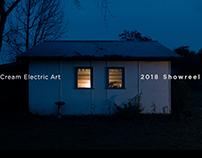 Cream Electric Art : Showreel May 2018