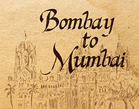 RACONTEUR WALKS - Bombay to Mumbai Ad Campaign