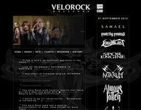 WEBSITE: Velorock.be
