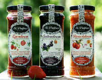 Packaging Redesign: St. Dalfour jam ( Nostalgic )