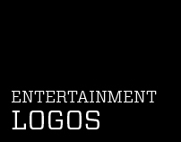 Entertainment Logos & Type Treatment
