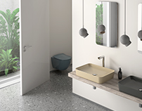 Creavit, Sanitary Products Visualization