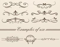 Decorative Elements Design