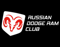 Russian Dodge Ram Club Logo