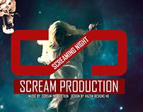 poster screaming Night