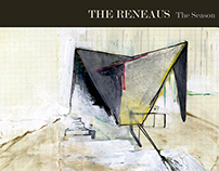 "The Reneaus ""The Season"" Album Art & T-Shirt Design"