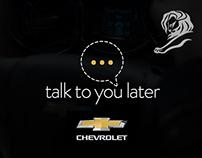 Chevrolet Estoy Manejando