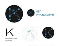 Key Typography