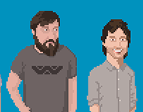 Spherical Elephant pixel team