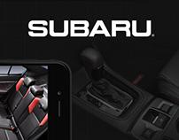 Subaru iOS App