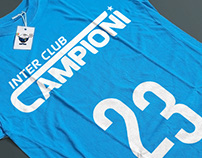 T-Shirt - Inter Cub Campioni